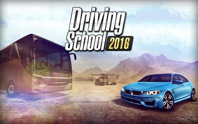 driving school 2016 hile apk indir