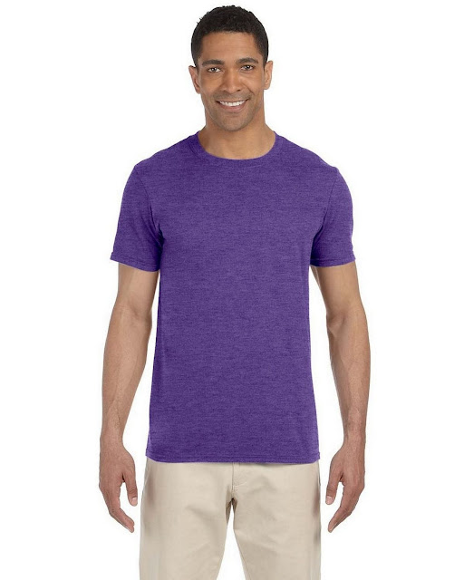 GildanG640 Mens Soft Style T Shirt (60 Colors)
