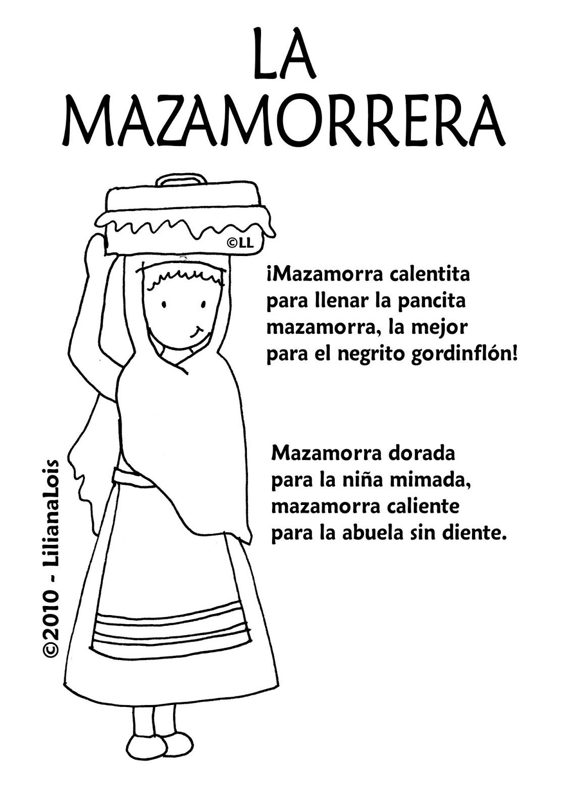 BIBLIOTECARIA LILIANA: 25 DE MAYO. DIBUJOS Y PREGONES PARA COLOREAR.