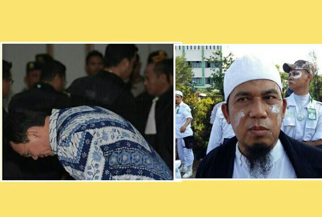 Gusti Allah Mboten Sare , Polda Metro Jaya Resmi Tetapkan Sekjen PA 212 Bernard Abdul Jabar Tersangka Penyekapan Ninoy K