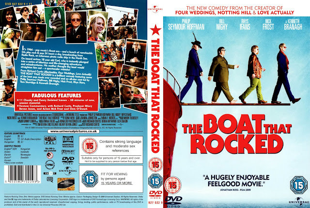 The Boat That Rocket DVD Cover
