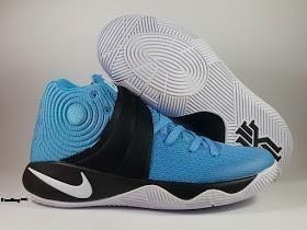 Sepatu Basket Nike Zoom Kyrie Irving 2 Sky Blue