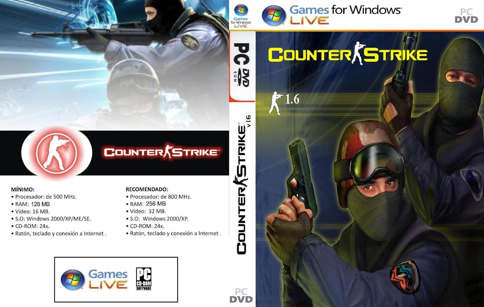 counter strike 1.6 by hakwara