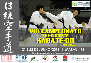 8º Campeonato Sul-Sudeste de Karate