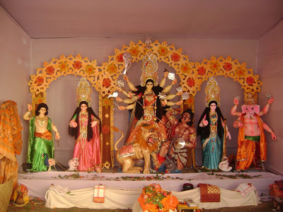 Durga Puja SMS for 2020