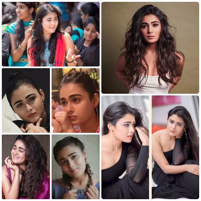 Shalini Pandey Hairstyles