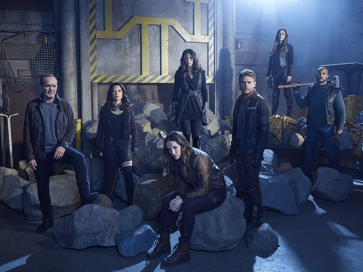 Agents of SHIELD - Season 5 - New Cast Promotional Photos
