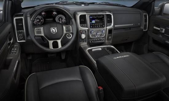 2017 Dodge RAM 2500 Laramie Redesign