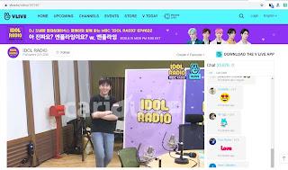 Download Video V Live dan Subtitle Dengan Mudah