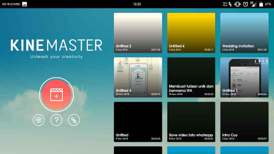 Gratis! Download aplikasi kinemaster pro tanpa watermark (No root - Google Drive) 1