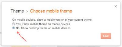 nonaktifkan mobile