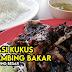 Nasi Kukus Daging Kambing Bakar Di Nasi Kukus Sotong Besar Shah Alam