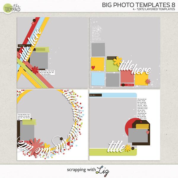 Big Photo Templates 8