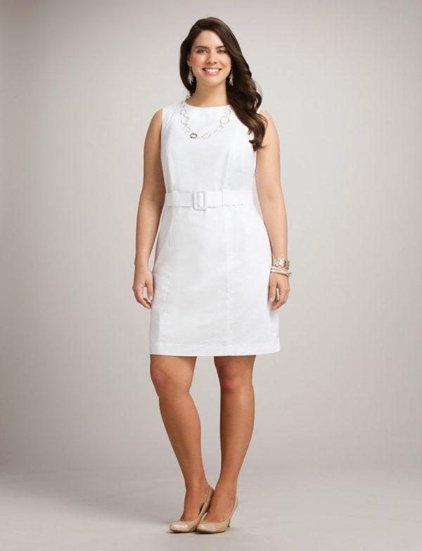 vestido blanco gorditas