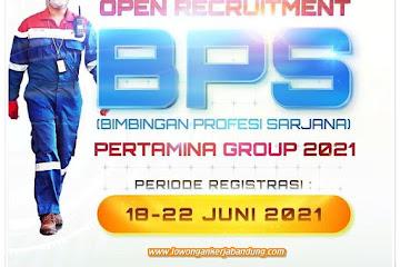 Lowongan Kerja BPS Pertamina Group