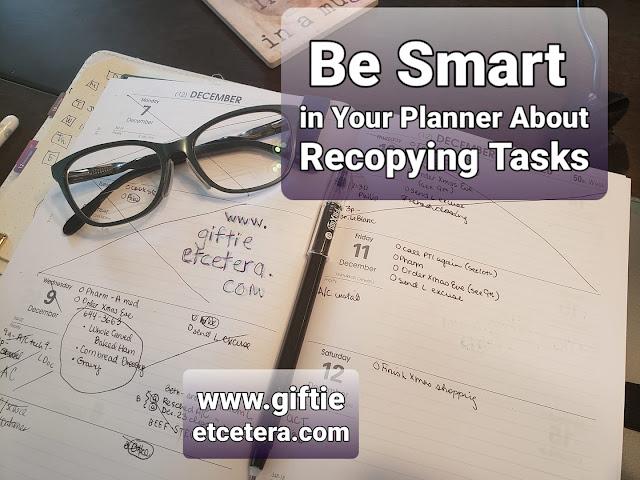 tasks, planner