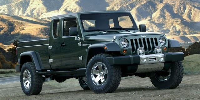 2020 Jeep Gladiator, AKA Wrangler Pickup: Everything We Know We can't wait for this truck.4