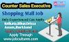 Counter Sales || Shopping Mall Job