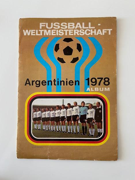 Argentina 78 Americana Munchen