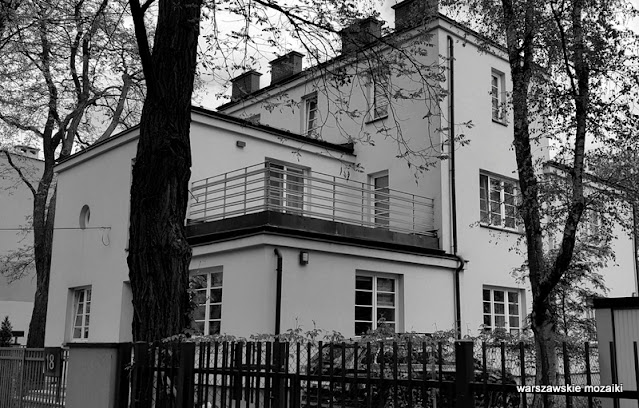 Warszawa Warsaw architektura architecture Stare Bielany Spółdzielnia Zdobycz Robotnicza modernizm