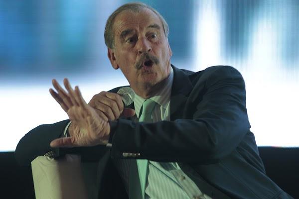 500 mil firmas  exigen se le quite la pensión vitalicia a Vicente Fox ¿Yo estoy de acuerdo y tu?