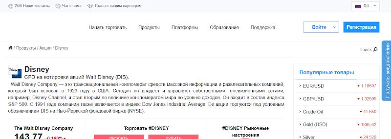 Мошеннический сайт fortrade.com/ru – Отзывы, развод. Компания Fortrade Ltd мошенники