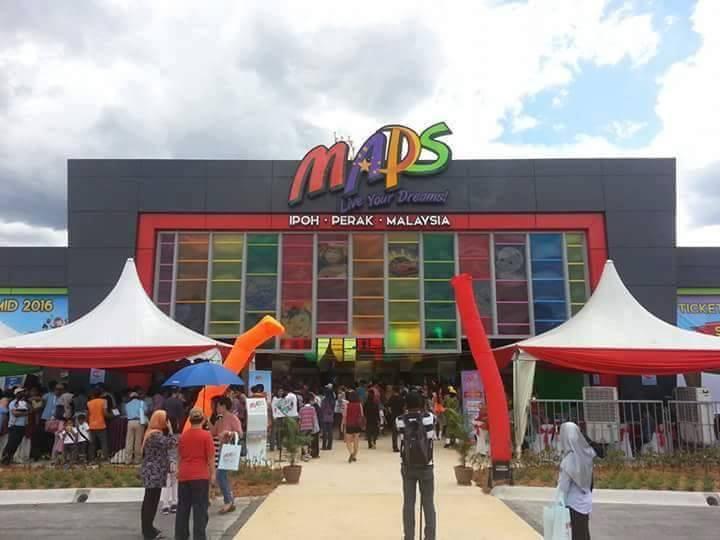 Jawatan Kosong MAPS Movie Animation Park Studios Perak ...