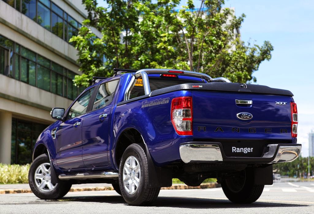 ford adds limited edition trekker to ranger line up philippine car news car reviews. Black Bedroom Furniture Sets. Home Design Ideas