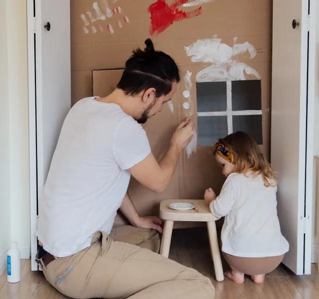 aprende ingles juego las casitas play house