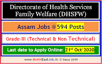 DHSFW-Assam