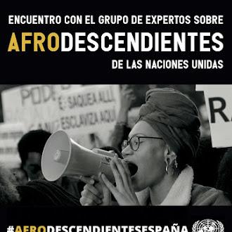 Expertes en Afrodescendencia de NNUU visitarán España