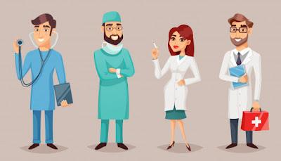 التمريض باللغة الانجليزية Nursing in English