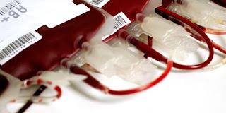 Αιμοδοσία στο Κέντρο Υγείας Καλαμάτας