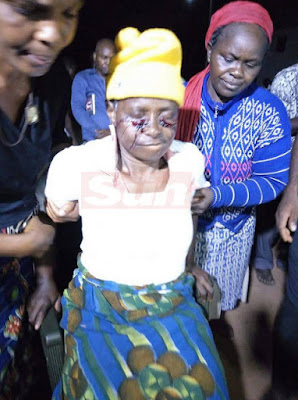 nigerian reverend sister stigmata