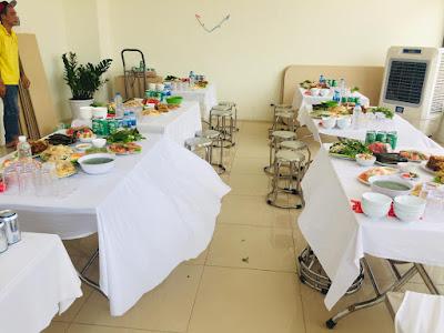 Nấu cỗ tân gia ở phạm ngọc thạch