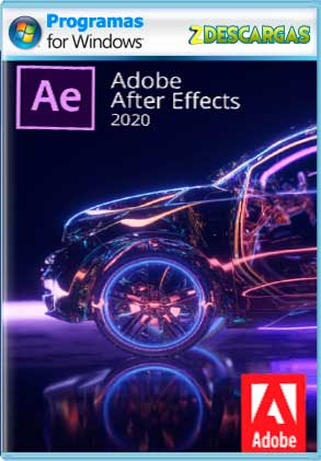 Adobe After Effects CC 2020 Full Español