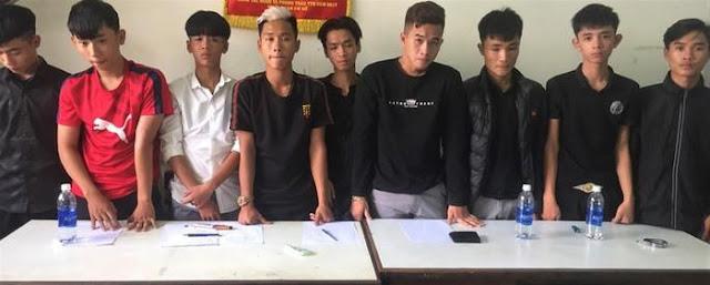 Đà Nẵng: Bắt nhóm đối tượng trộm 18 chiếc mô tô chỉ trong vòng 3 tháng