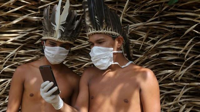 Coronavirus ataca en Amazonas con nueva variable