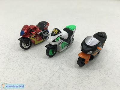 Mini toy motorbike
