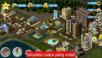 City Island 4 - Sim Town Tycoon Apk Mod