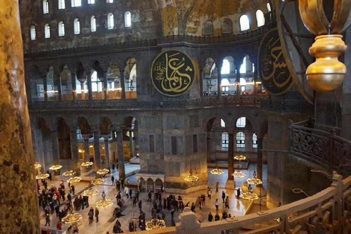 Hagia Sophia di Turki, dari Masjid, Museum, Lalu Jadi Masjid Lagi