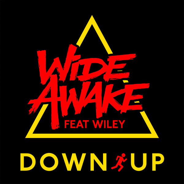 WiDE AWAKE - Down Up (feat. Wiley) - Single  Cover