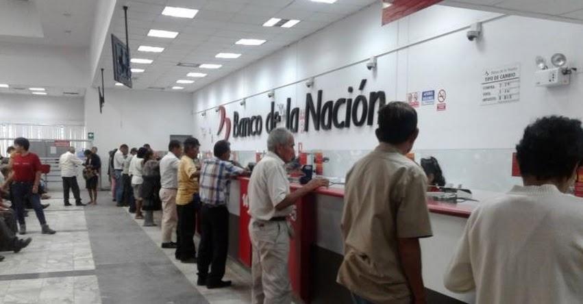 BN: Banco de la Nación adelanta horario de atención para usuarios de Pensión 65 desde las 7:00 a.m. en 79 agencias