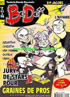 Arleston, Christin, Van Hamme, Dufaux