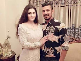 Nasir Hossain Posted Picture With His Future Wife