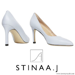 Princess Sofia wore STINAA.J Shoes