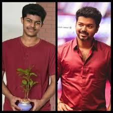 Vijay actor son