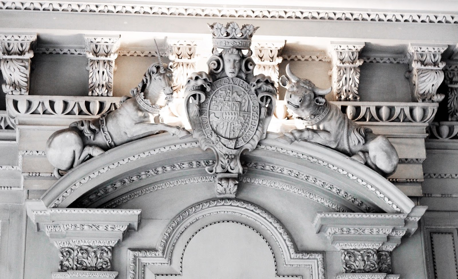 UK National Trust Property Moldings