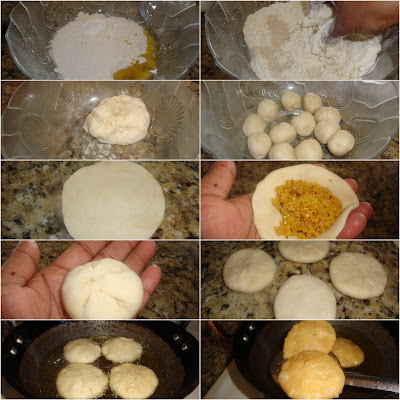images of Khasta Kachori / Moong Dal Kachori/ Kachori Recipe