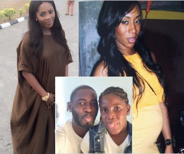 Ghen Ghen! Teebillz's First Wife 'Speaks Up'...See Her Photos and their Kids